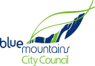Blue Mountains brandmark